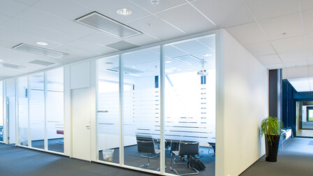 Portalbygget Fornebu, Office, Tropic A_edge, Soundstop, 2012