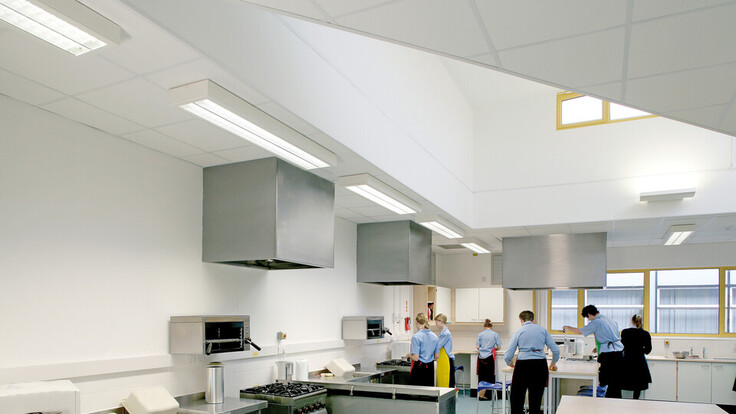 Mountfichet High School , Education, Hygienic, 600x600, A edge