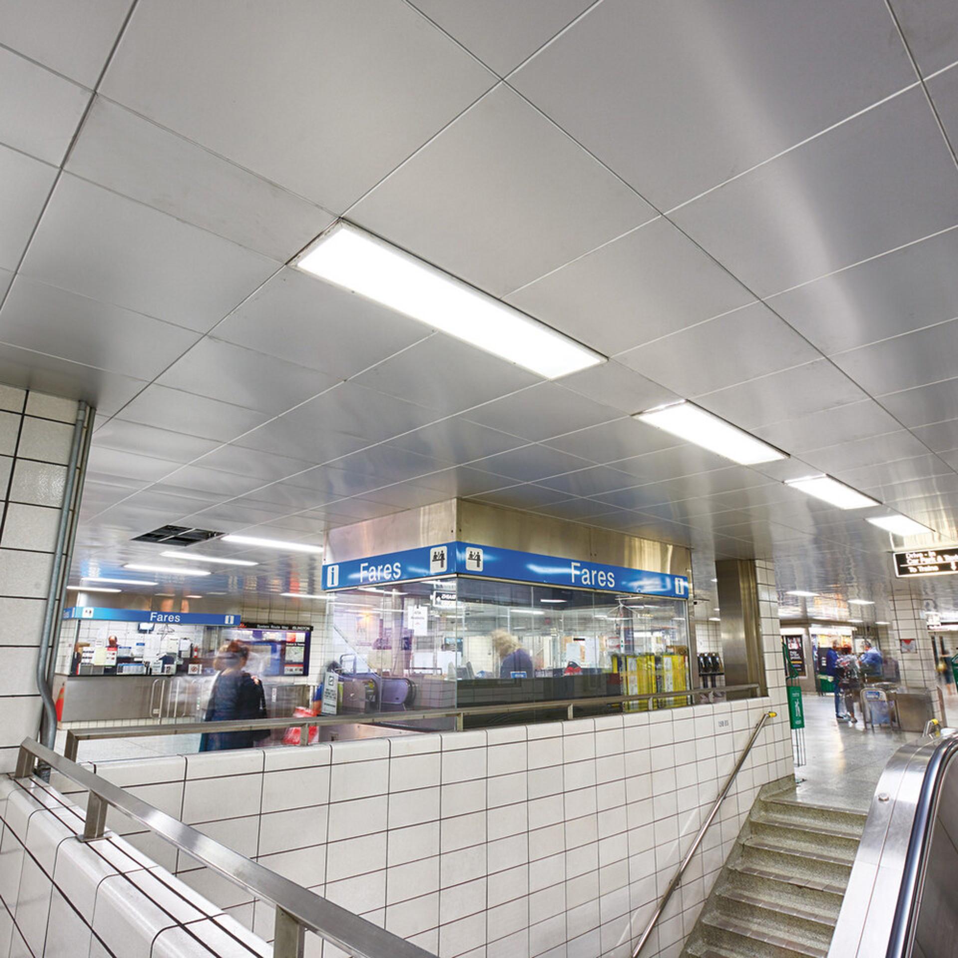 Rockfon Planostile D Metal Ceiling Panels