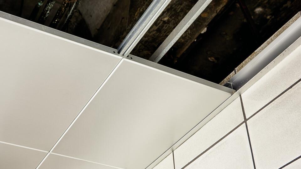General Ceiling Installation Rockfon