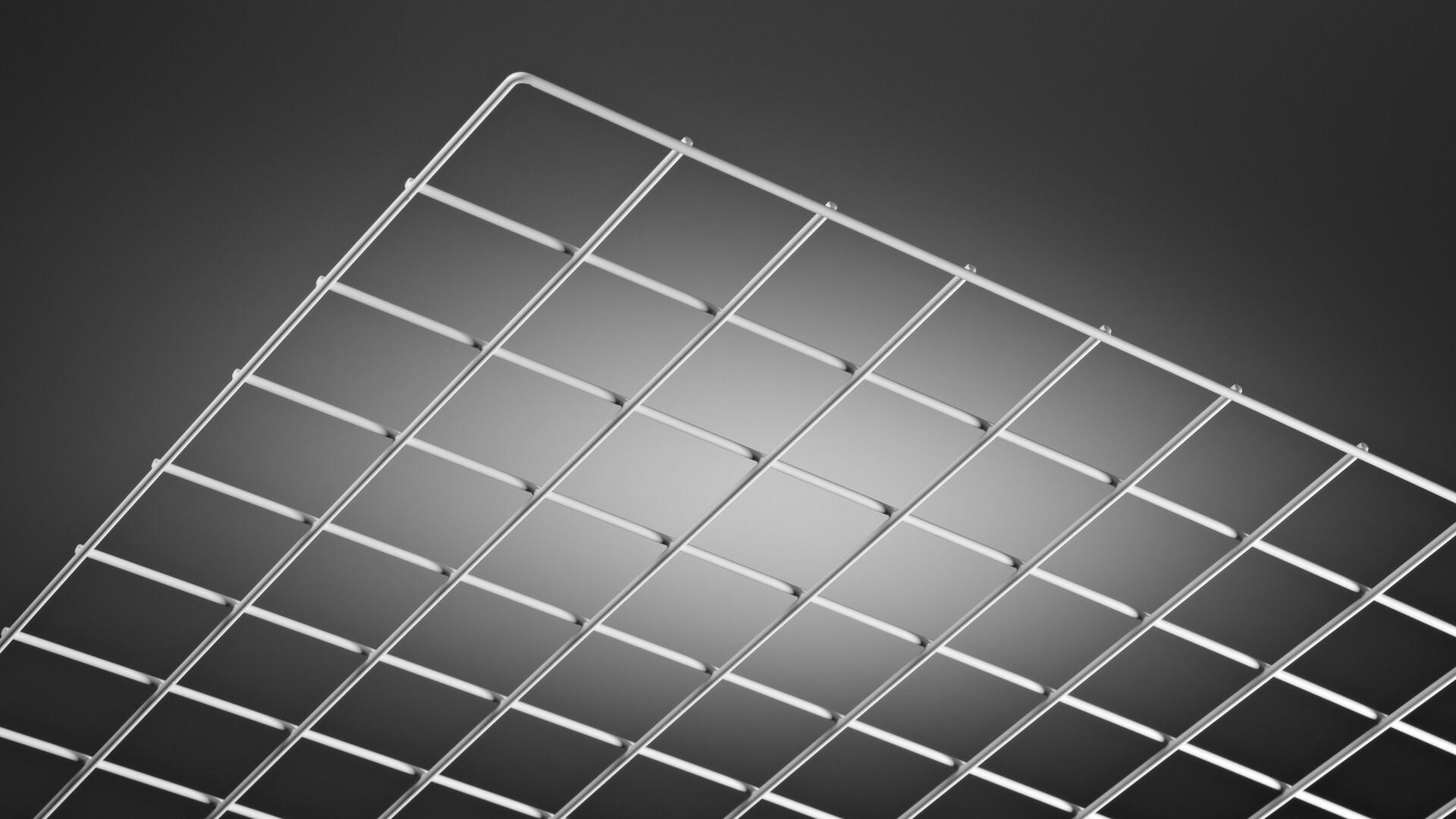Rockfon 174 Graphgrid 174 Open Plenum Wire Panel
