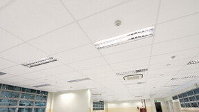 ST. LUKE HOSPITAL, SINGAPORE, ROCKFON MEDICARE STANDARD, ROCKFON PACIFIC 12mm, A15-edge, A24-edge,12MM, 4,600 m2, 5,100 m2, DESIGN ARCHITECTS, HOME FIBRE, WELMATE