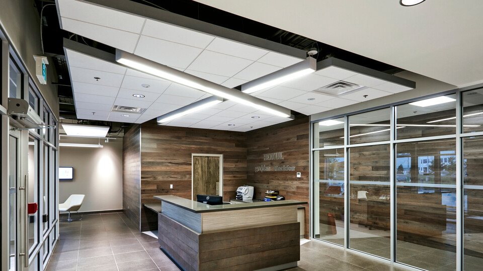 Sustainable And Acoustic Office Ceiling Systems Rockfon