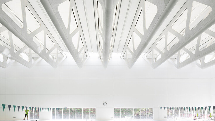 Acoustic And Aesthetic Ceiling Tile Suspension Grid And