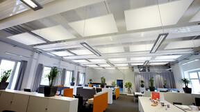 Marcapo,Coburg,Germany,Kessel-Innenarchitektur,Sascha Kessel (Interior Designer, MD),Lars Behrendt und Christopher Rausch,ROCKFON Eclipse,1200x1200,white