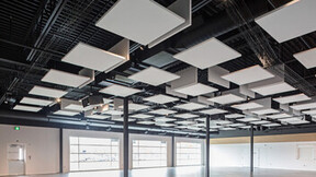 NA, Canada Science and Technology Museum, conference hall, event hall, Island, 4x4, Contour, 2x4, baffle, modern