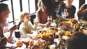 Family, People, Eating, Food, restaurants