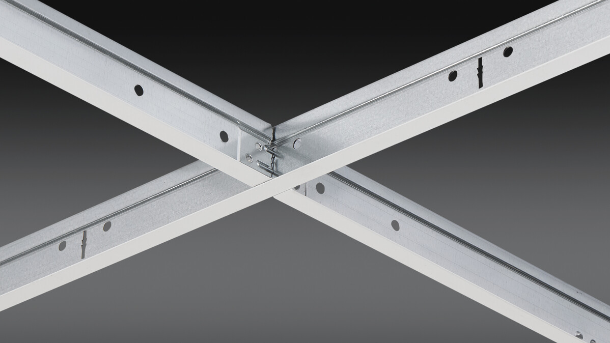 """Chicago Metallic® 4000 Tempra™ 9/16"""" Exposed 